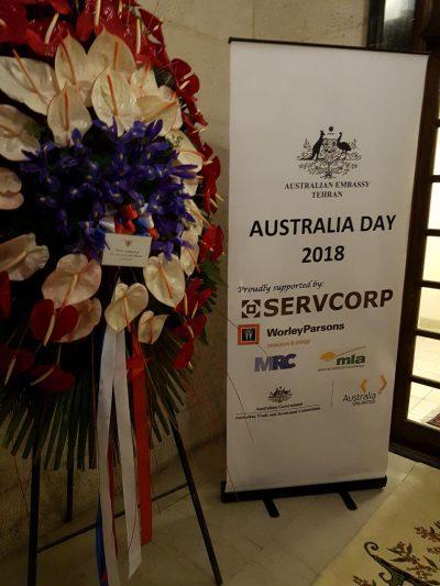 پنجاهمین سالگرد روابط ایران - استرالیا