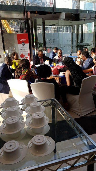 همایش بین المللی دانشجویی آیسف دبی ۲۰۱۸