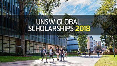 بورسیه تحصیلی پیش دانشگاهی در UNSW Gobal برای سال
