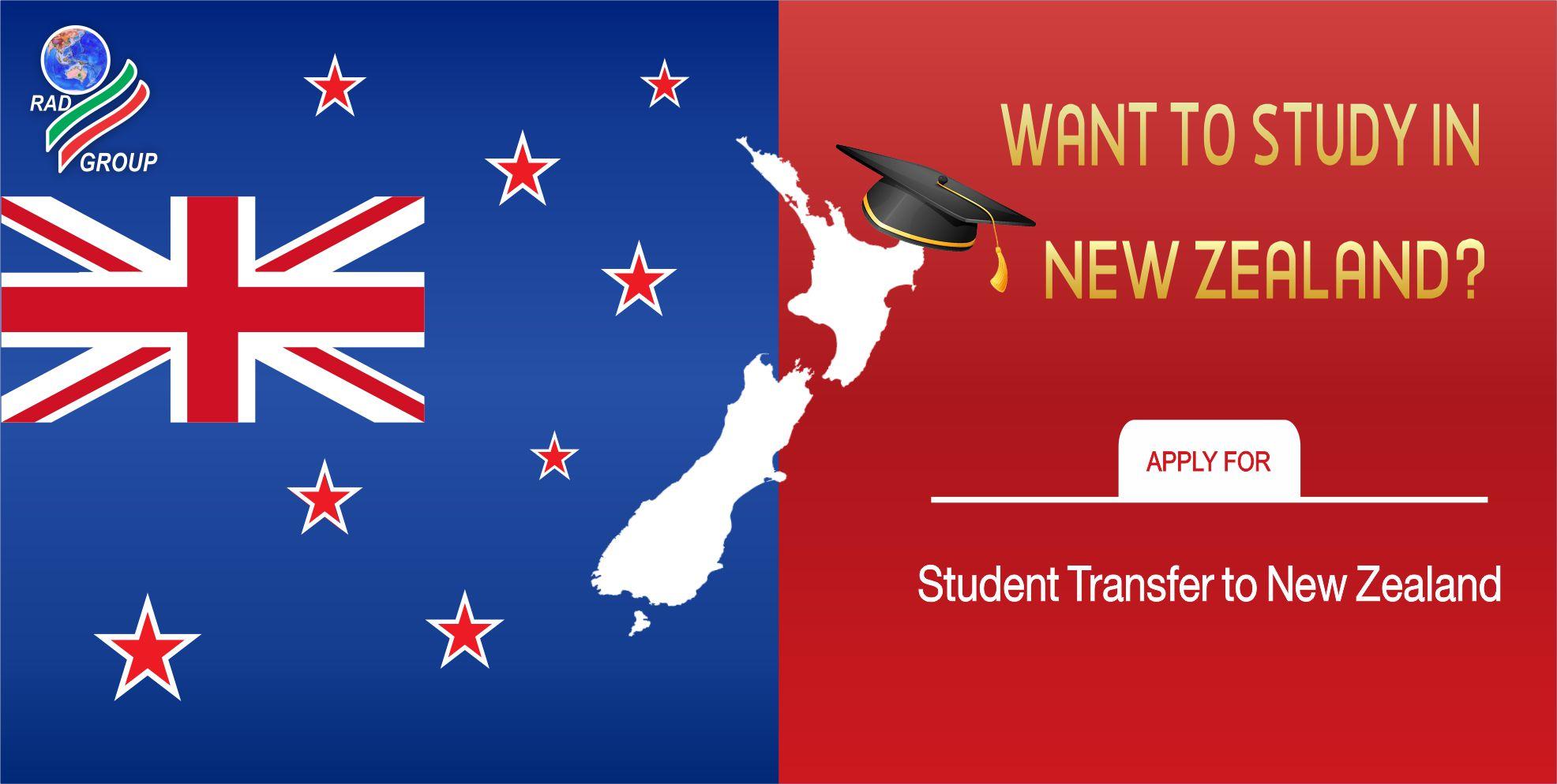 اعزام دانشجو به کشور نیوزیلند