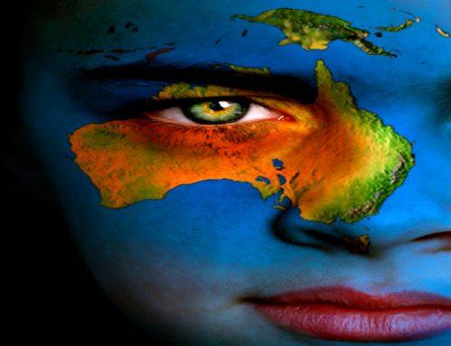 استرالیا، سرزمین هفت رنگ