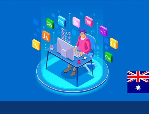 رشته توسعه وب در استرالیا