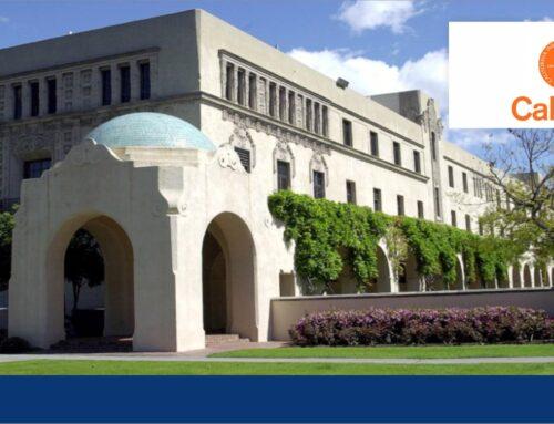 رشته هایی که در دانشگاه California Institute of Technology