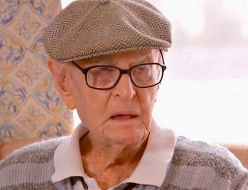 مغز مرغ، راز طول عمر پیرترین مرد استرالیا؟