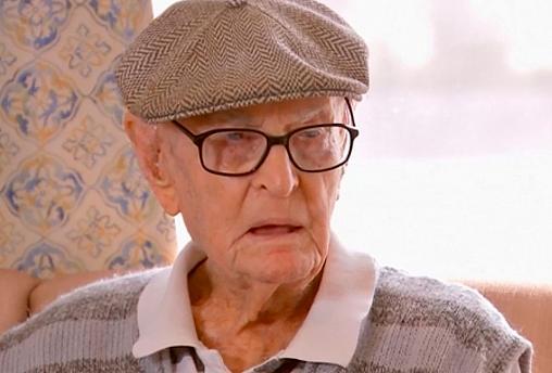 مسن ترین مرد استرالیا