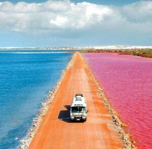 دریاچه رنگین کمان