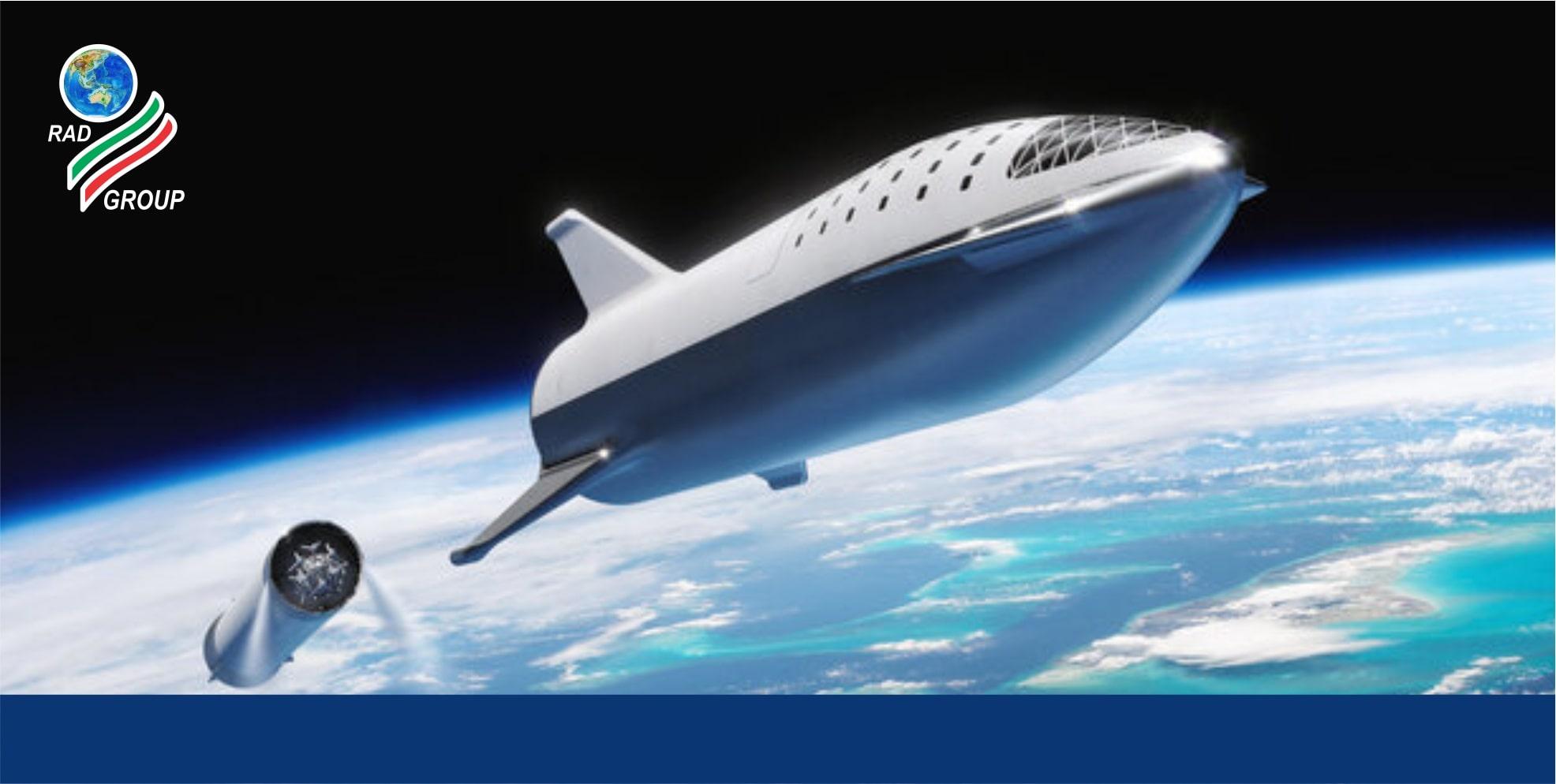 فضاپیما های تجاری
